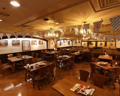 ビアレストラン アサヒビアケラーアベノ  コースの画像