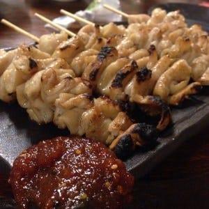 ◆絶品もつを串・煮込み・鍋で味わう