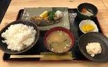 【ランチ】サバの塩焼定食