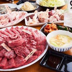 焼肉ホルモン×食べ放題 大将 上野本店