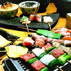 大阪串焼 串イッカ 福島本店