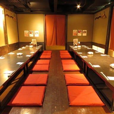 北海道の幸と地酒 札幌弥助 天王寺店 店内の画像
