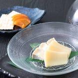 冷燻チーズ二種 盛り合わせ