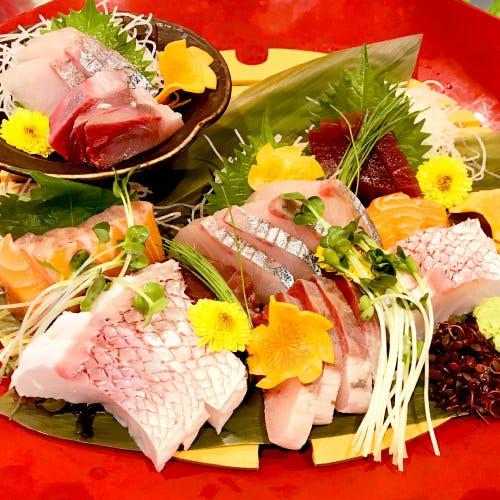 豊洲直送新鮮鮮魚!