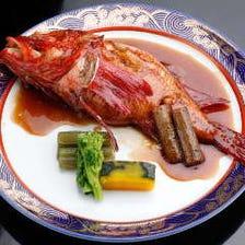 北海道の最高級魚 大型のキンキ
