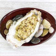 【オススメ】トリュフタルタルソースの焼き牡蠣
