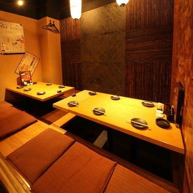 水炊き・焼鳥 とりいちず酒場 大森東口店 店内の画像