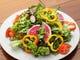 有機野菜の山盛りサラダ900円 マストアイテムです