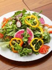 新鮮で美味しい野菜♪
