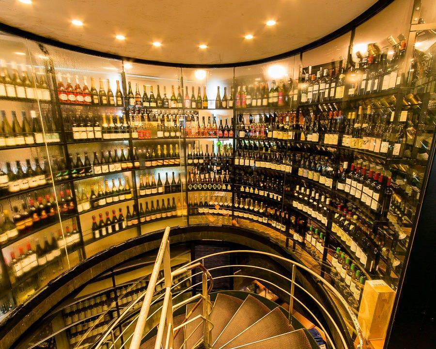 ◆お好みのワインがみつかります