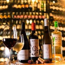 新宿で最もワインが出るお店