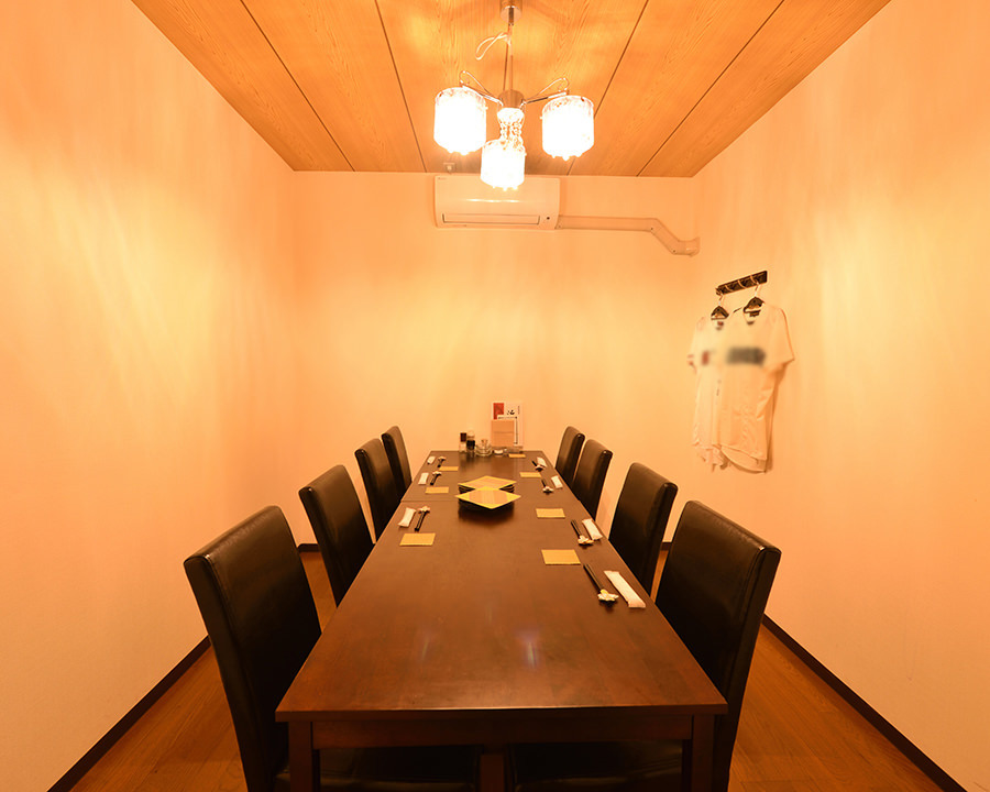 ★個室確約★2時間飲み放題付!宴会コース 接待やプライベートな宴会におすすめ/全8品税込¥5,000