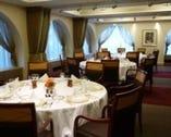 大人数様での晩餐会。 季節の催しや祝賀会にご利用下さい