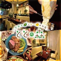 錦糸町 アボカドとチーズのお店 ととの森