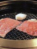 とろけるお肉をポンズで お召し上がり下さい