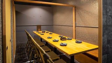 旬野菜×京居酒屋 ひとくち  店内の画像