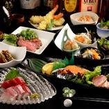 和膳コース飲み放題付き5000円ポッキリ価格(消費税分サービスです!!)