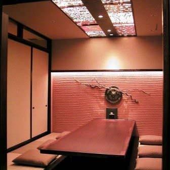 鶏料理専門店×個室 とりかく 丸の内国際ビル店 店内の画像