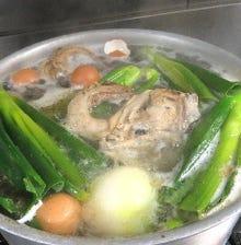 こだわりの手作り鶏料理