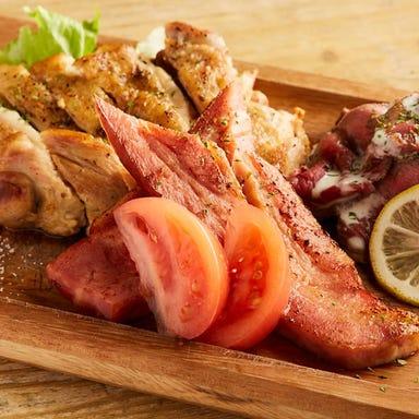 全席個室 肉バル NIKUTOBA 新橋店  コースの画像