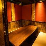 ≪2名~6名様向け個室≫ 少人数での飲み会におすすめ