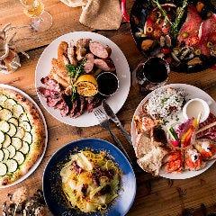 Italian kitchen VANSAN 稲毛店
