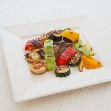 イタリア野菜いっぱいソテー