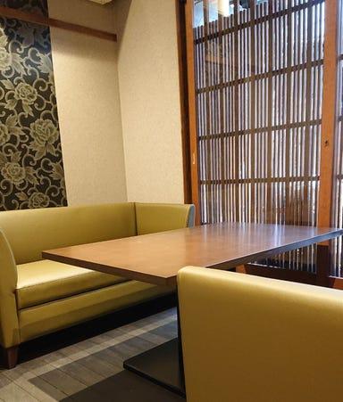 先斗町 TAMANOHIKARI 東山望  店内の画像