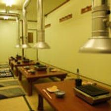 2階座敷(20名様収容)は女子会・宴会・歓送迎・達成会に最適