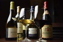 厳選ワインと鶏料理のマリアージュ