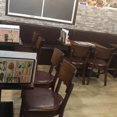 INDIAN RESTAURANT SUSAN  店内の画像