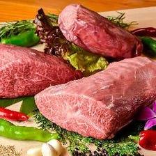 お肉通の方も大満足!伊万里牛の赤身