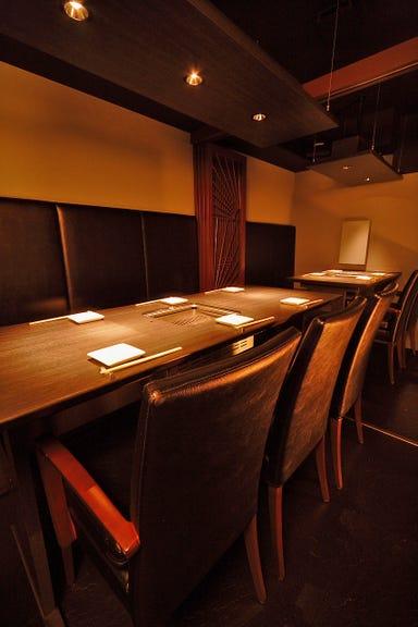 炙り焼肉Dining じゅう  コースの画像