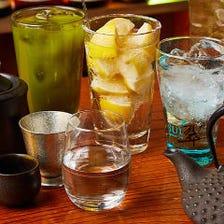 お酒を選ぶ「楽しみ」呑む「歓び」