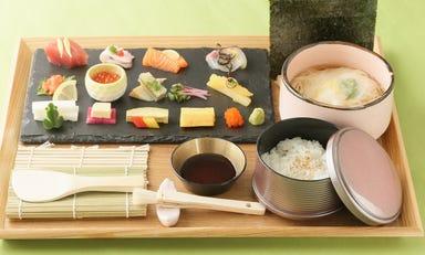 京の彩り寿司 京月 天王寺MIO店 コースの画像
