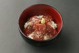 ◆漬けマグロ丼セット◆
