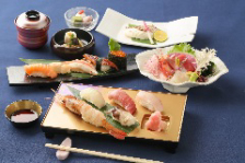 寿司屋の宴会コース