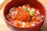 ◆贅沢~海宝丼◆