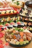 [2時間飲み放題付き] ~彩り豪華~海鮮寄せ鍋コース
