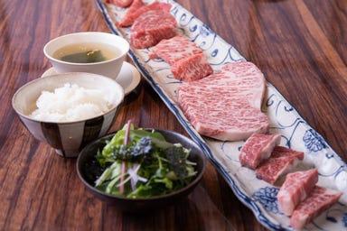 焼肉 嘉 京都丸太町店  コースの画像