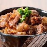 神戸牛焼肉丼