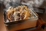 瀬戸内産「牡蠣のカンカン焼き」