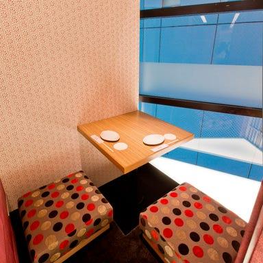 全席個室 ウメ子の家 渋谷公園通店 店内の画像