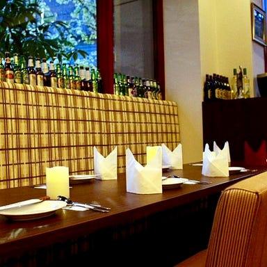 Thai Restaurant BASIL  店内の画像