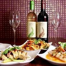 アジアの料理&空間で楽しむ女子会!