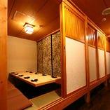 エントランスをとおれば東京駅八重洲での隠れ家空間です。