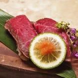 おおいた和牛の炙り寿司