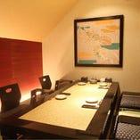 少人数での宴席に最適なVIP個室