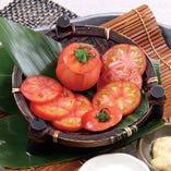 〈大分県〉大分県産塩トマト