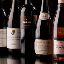 ワインが充実